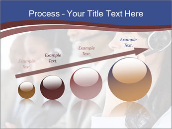 Young employee PowerPoint Template - Slide 87
