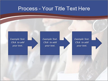 Young employee PowerPoint Template - Slide 88