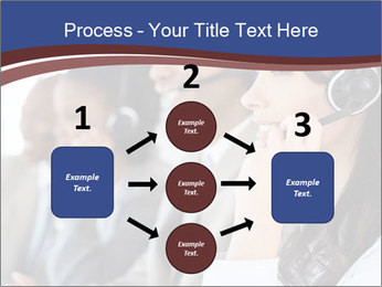 Young employee PowerPoint Templates - Slide 92