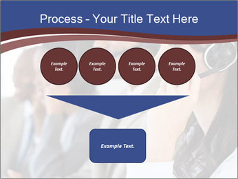 Young employee PowerPoint Template - Slide 93