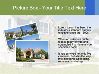 Street of residential houses PowerPoint Templates - Slide 20