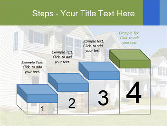 Street of residential houses PowerPoint Templates - Slide 64