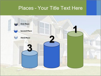 Street of residential houses PowerPoint Templates - Slide 65