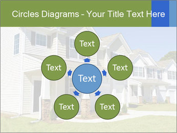 Street of residential houses PowerPoint Templates - Slide 78