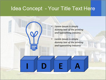 Street of residential houses PowerPoint Templates - Slide 80