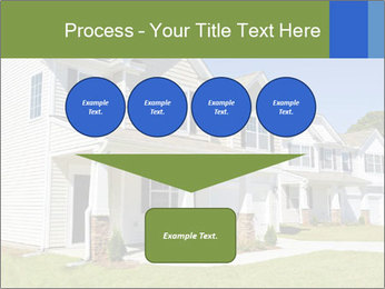 Street of residential houses PowerPoint Templates - Slide 93