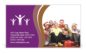 0000087299 Business Card Template