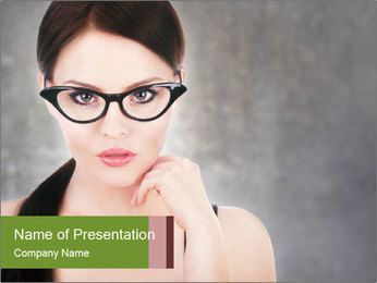 0000087301 PowerPoint Template - Slide 1