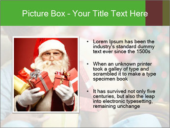 Adorable boy PowerPoint Template - Slide 13