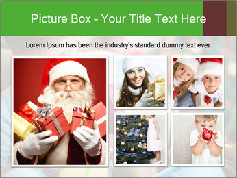 Adorable boy PowerPoint Template - Slide 19
