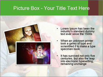 Adorable boy PowerPoint Template - Slide 20