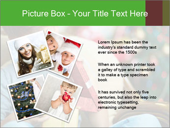 Adorable boy PowerPoint Template - Slide 23