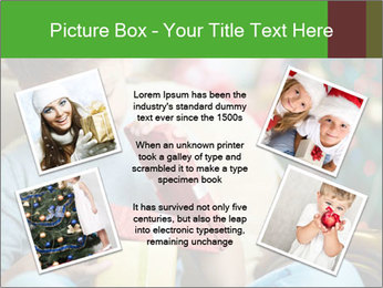Adorable boy PowerPoint Template - Slide 24