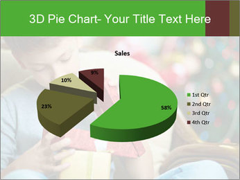 Adorable boy PowerPoint Template - Slide 35