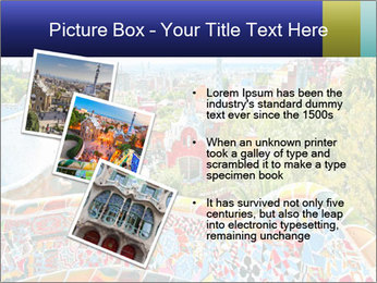 The Famous Summer Park PowerPoint Template - Slide 17