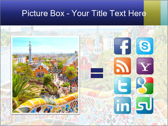 The Famous Summer Park PowerPoint Template - Slide 21