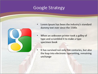 An exotic masonry bridge PowerPoint Template - Slide 10