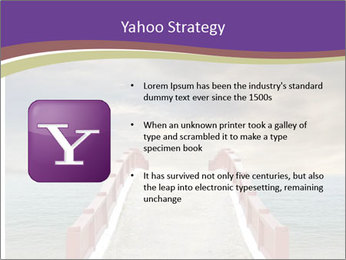 An exotic masonry bridge PowerPoint Template - Slide 11