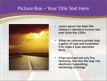 An exotic masonry bridge PowerPoint Template - Slide 13