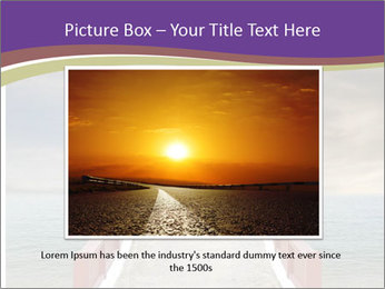 An exotic masonry bridge PowerPoint Template - Slide 16