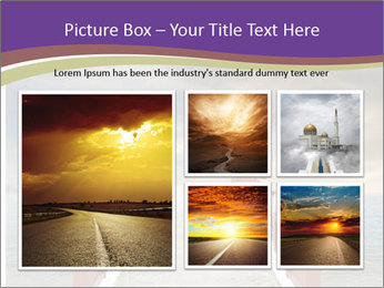 An exotic masonry bridge PowerPoint Template - Slide 19