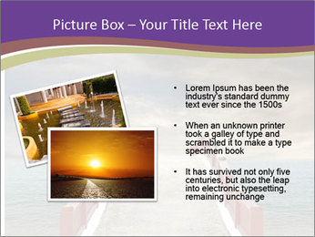 An exotic masonry bridge PowerPoint Template - Slide 20