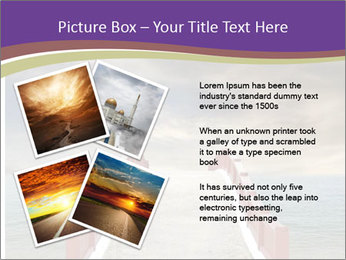 An exotic masonry bridge PowerPoint Template - Slide 23