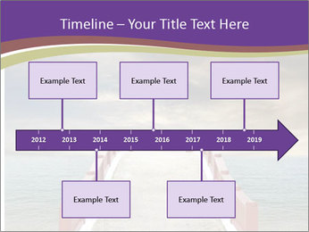 An exotic masonry bridge PowerPoint Template - Slide 28