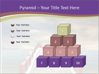 An exotic masonry bridge PowerPoint Template - Slide 31