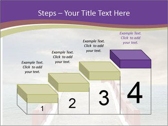 An exotic masonry bridge PowerPoint Template - Slide 64