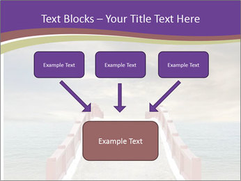 An exotic masonry bridge PowerPoint Template - Slide 70