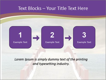 An exotic masonry bridge PowerPoint Template - Slide 71