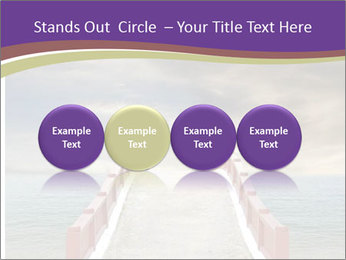 An exotic masonry bridge PowerPoint Template - Slide 76