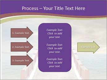 An exotic masonry bridge PowerPoint Template - Slide 85