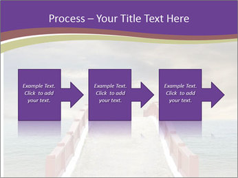 An exotic masonry bridge PowerPoint Template - Slide 88