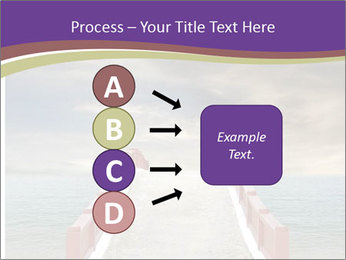 An exotic masonry bridge PowerPoint Template - Slide 94