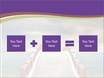 An exotic masonry bridge PowerPoint Template - Slide 95