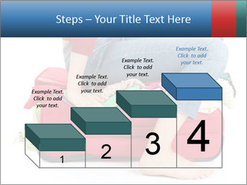 Suitcase crammed PowerPoint Templates - Slide 64