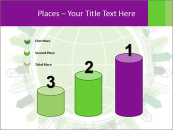 Abstract green city PowerPoint Template - Slide 65