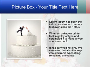 A wedding cake PowerPoint Templates - Slide 13