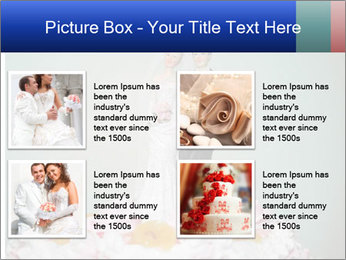 A wedding cake PowerPoint Templates - Slide 14