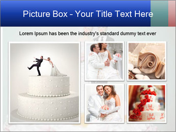 A wedding cake PowerPoint Templates - Slide 19