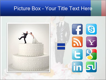 A wedding cake PowerPoint Templates - Slide 21