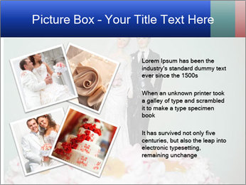 A wedding cake PowerPoint Templates - Slide 23