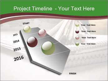 Colored pencils PowerPoint Templates - Slide 26