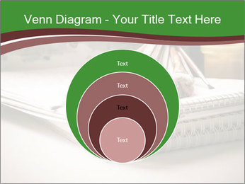 Colored pencils PowerPoint Templates - Slide 34