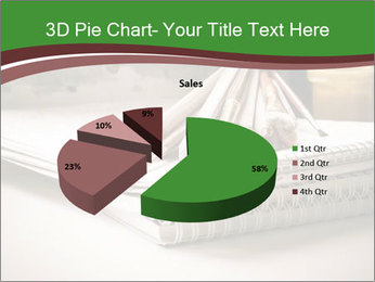 Colored pencils PowerPoint Templates - Slide 35