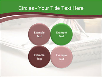 Colored pencils PowerPoint Templates - Slide 38