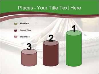 Colored pencils PowerPoint Templates - Slide 65