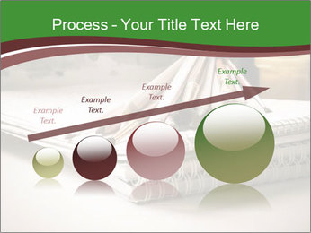Colored pencils PowerPoint Templates - Slide 87